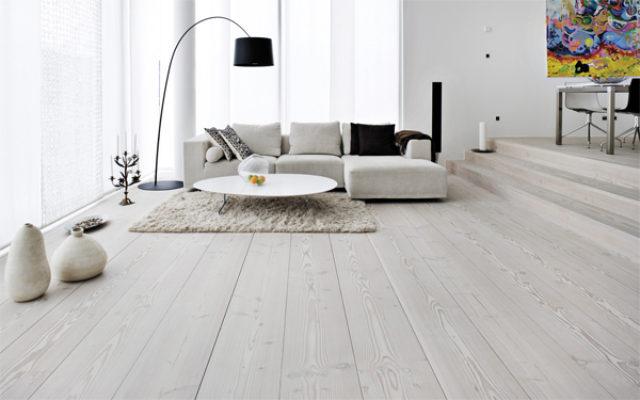 Modern Scandinavian Styled Flooring