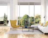 vinyl flooring at home